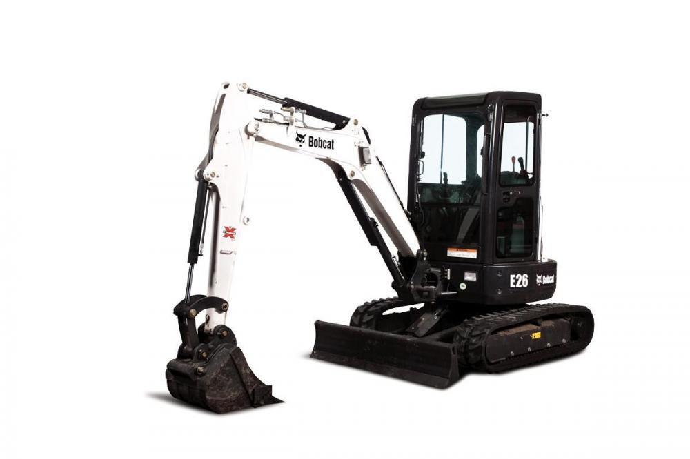 Detail photo of 2020 Bobcat E26T4 from Construction Equipment Guide
