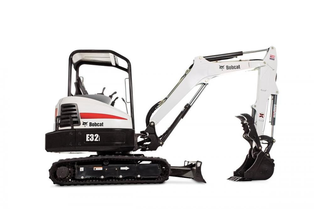 Detail photo of 2020 Bobcat E32I from Construction Equipment Guide