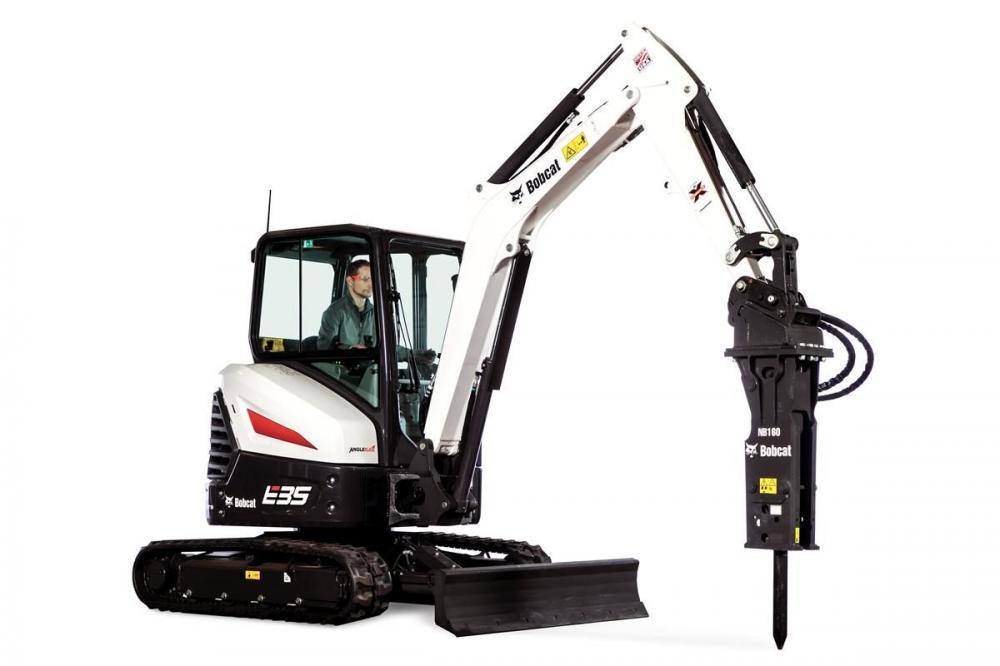 Detail photo of 2020 Bobcat E35T4 from Construction Equipment Guide