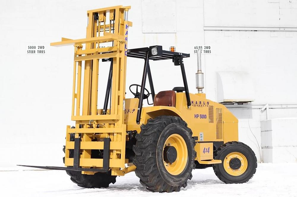 Detail photo of 2020 Harlo HP5000 from Construction Equipment Guide