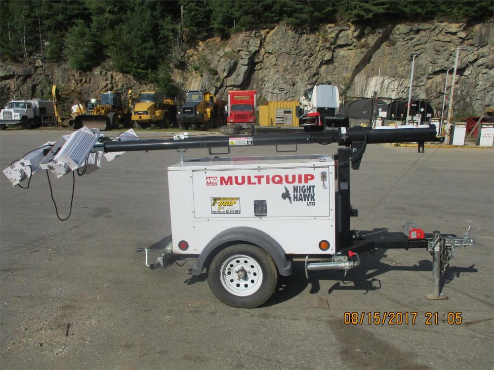 Detail photo of 2014 Multiquip LT12D from Construction Equipment Guide