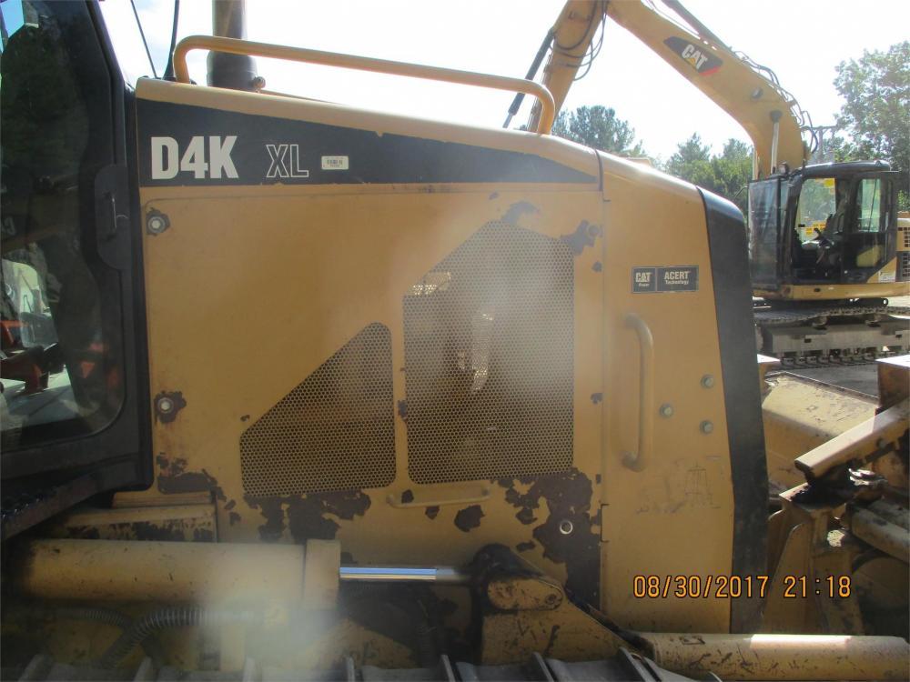 Detail photo of 2009 Caterpillar D4K XL from Construction Equipment Guide