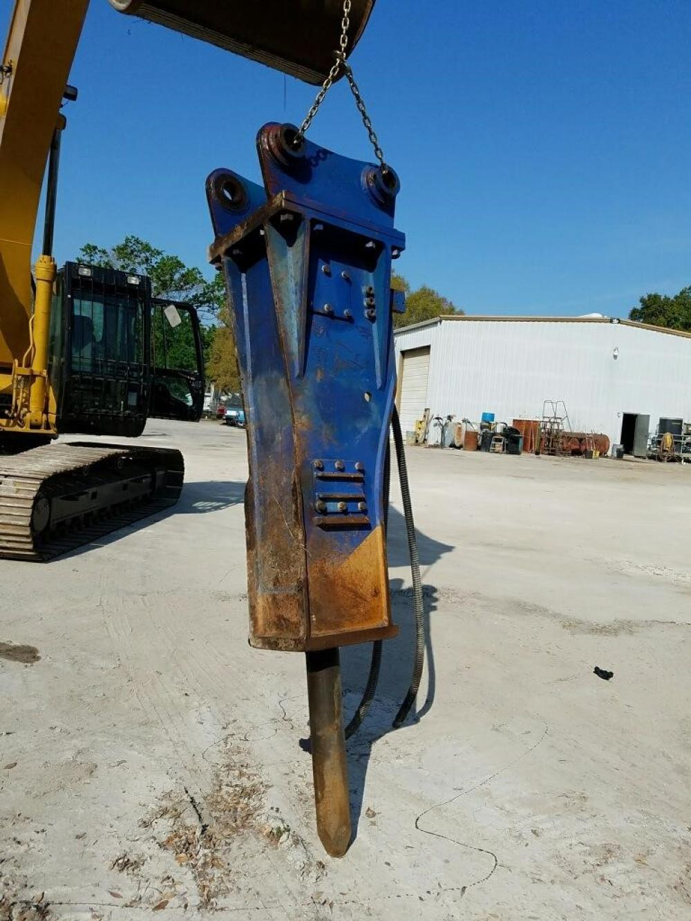 Detail photo of  MKB 1700V2 from Construction Equipment Guide