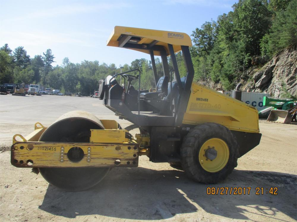 Detail photo of 2012 Bomag BW 177 D-40 from Construction Equipment Guide