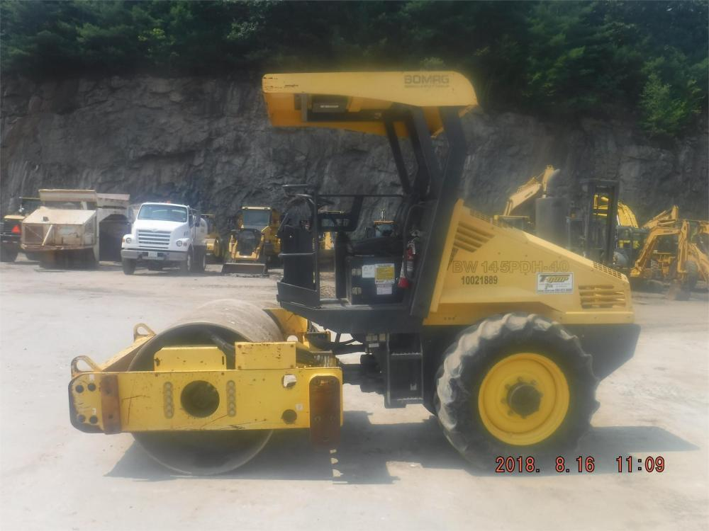 Detail photo of 2012 Bomag BW 145 PDH-40 from Construction Equipment Guide