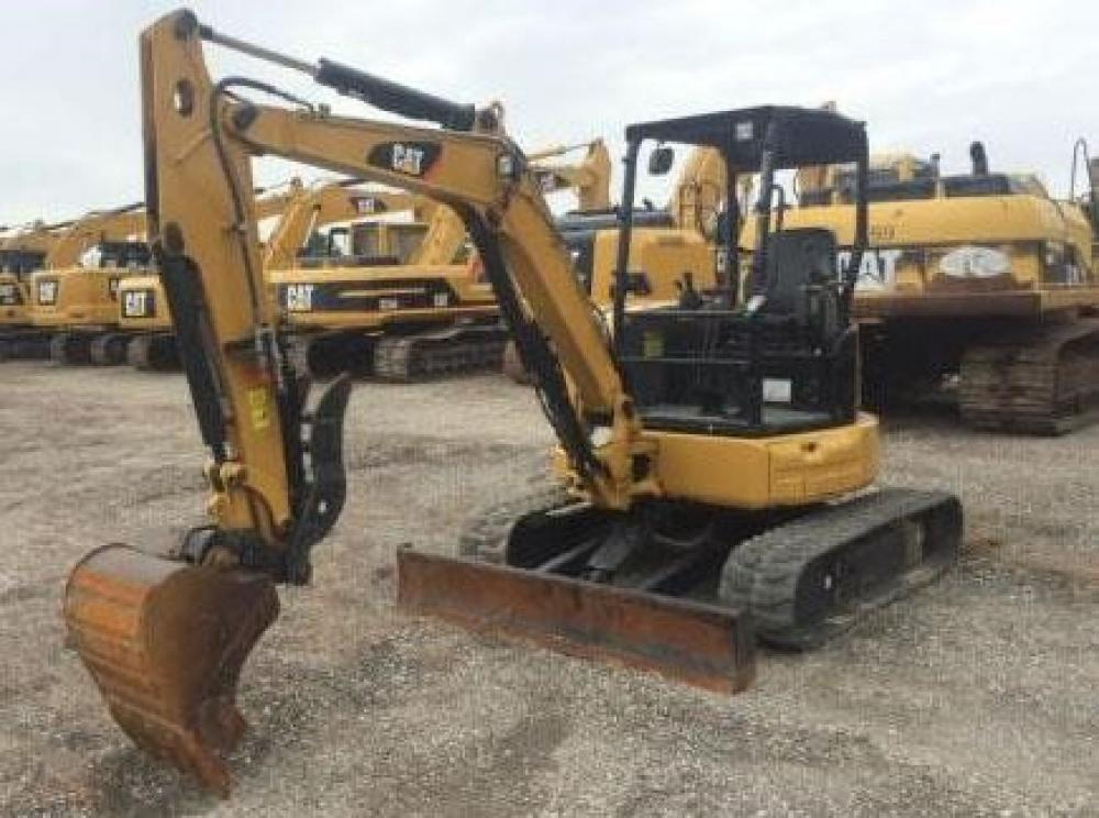 Detail photo of 2016 Caterpillar 304E2 CR from Construction Equipment Guide