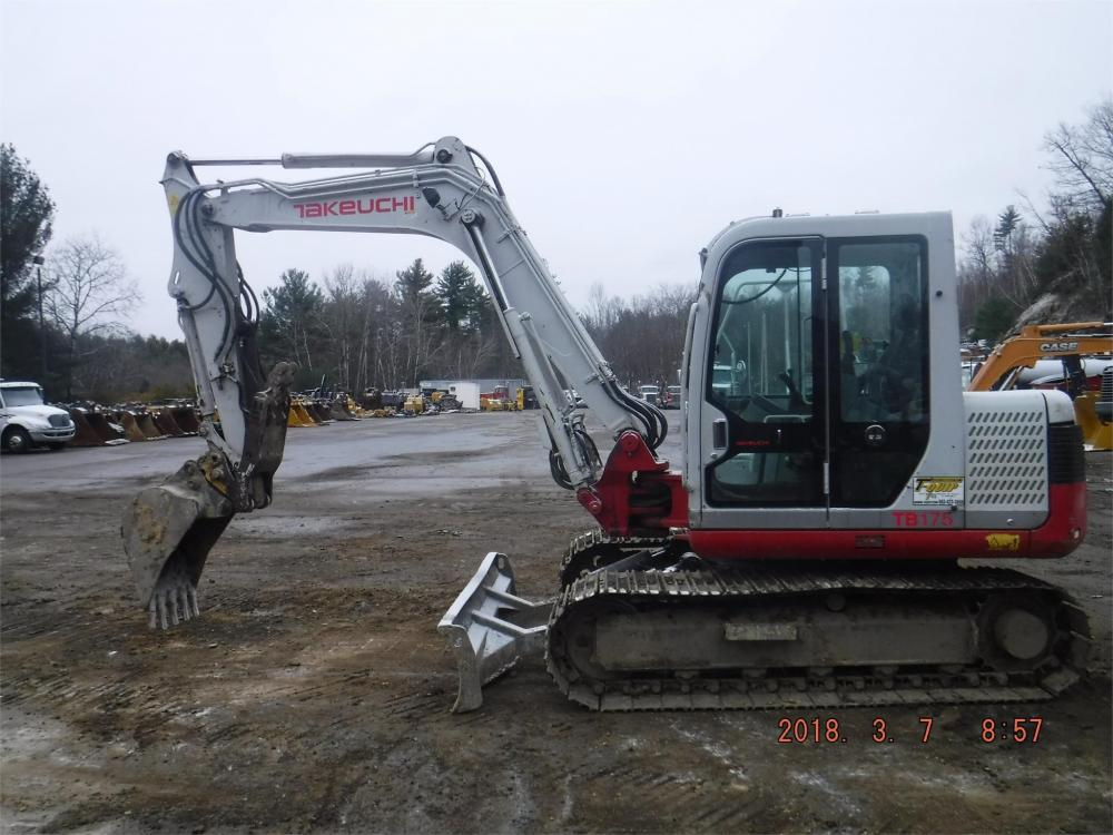 Detail photo of 2011 Takeuchi TB175CS from Construction Equipment Guide