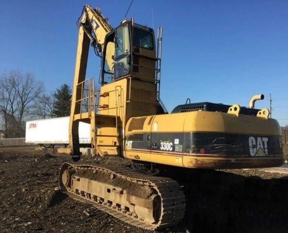 Detail photo of 2006 Caterpillar 330C from Construction Equipment Guide