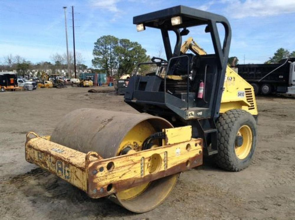 Detail photo of 2008 Bomag BW 177 D-3 from Construction Equipment Guide