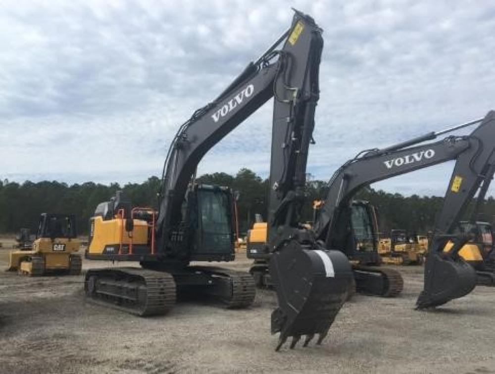 Detail photo of 2017 Volvo EC160EL from Construction Equipment Guide