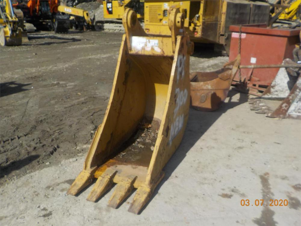 Detail photo of  SEC 24 IN. DIGGING BUCKET from Construction Equipment Guide