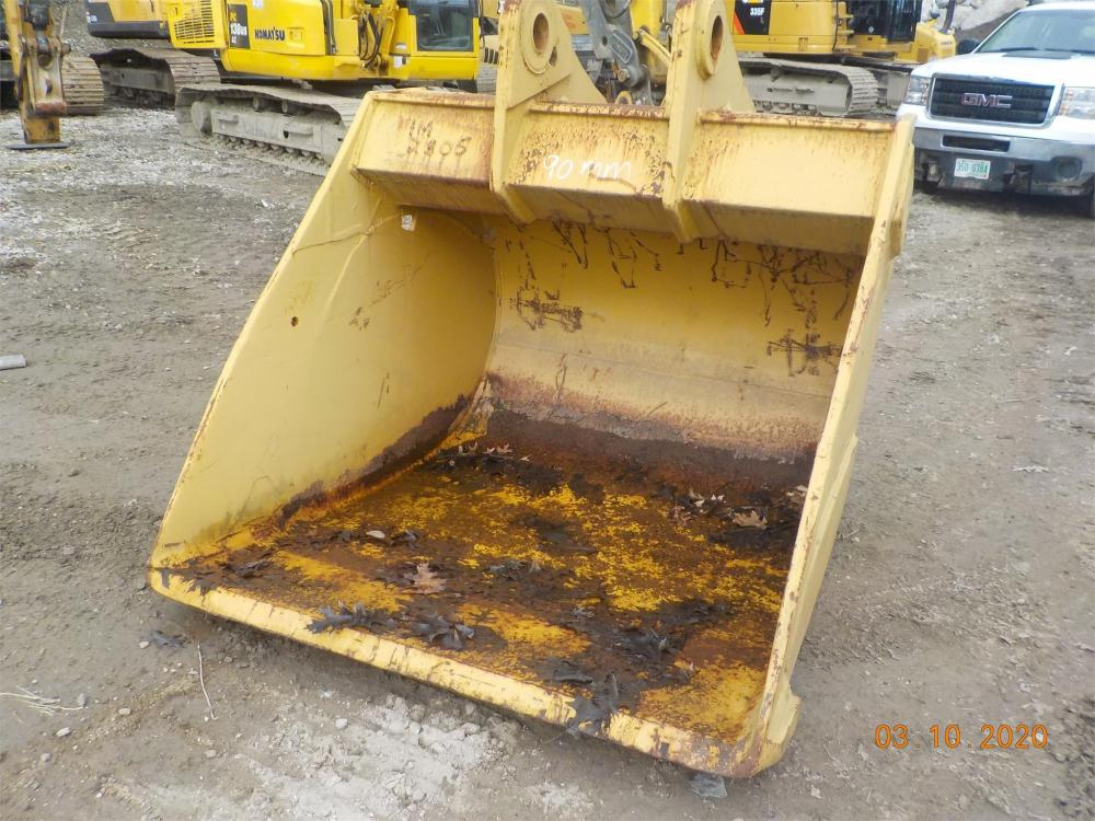 Detail photo of  Pemberton Attachments 60 IN. BUCKET from Construction Equipment Guide