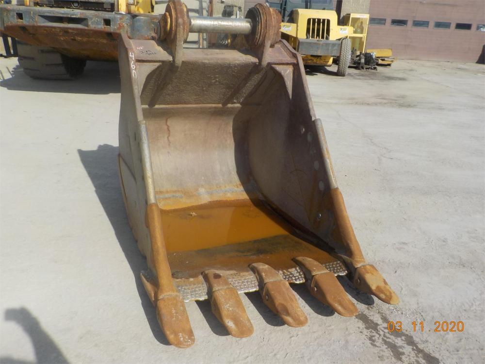 Detail photo of  Caterpillar 48 IN. DIGGING BUCKET from Construction Equipment Guide