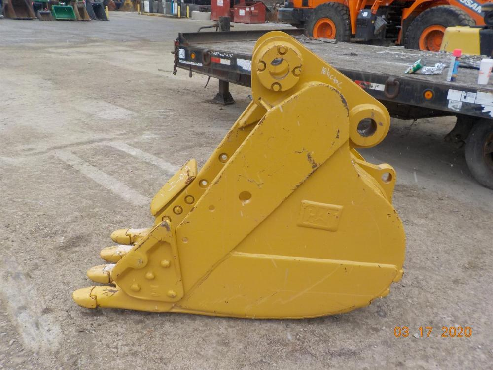 Detail photo of  Caterpillar 28 IN. DIGGING BUCKET from Construction Equipment Guide