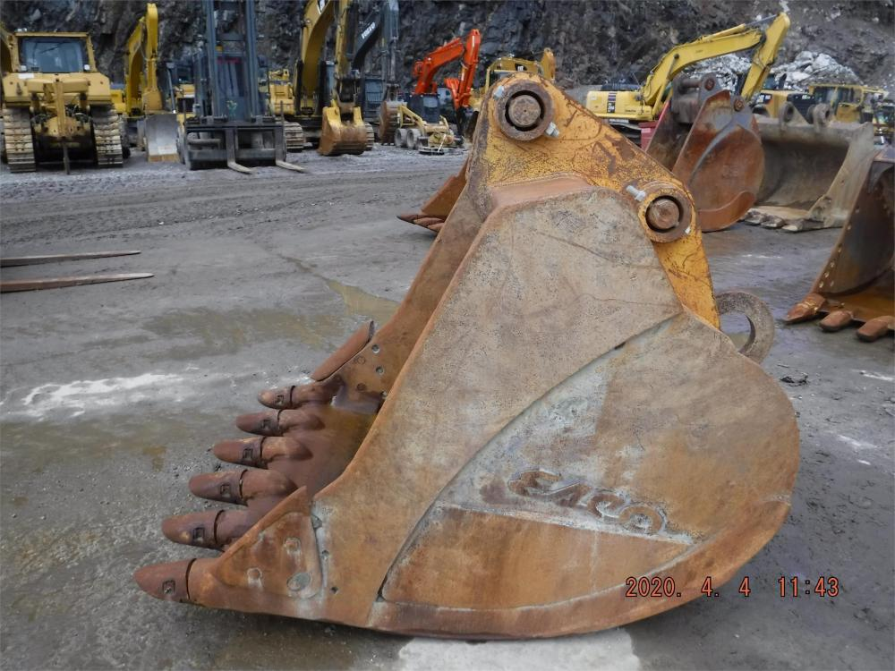 Detail photo of  Esco 60 IN. DIGGING BUCKET from Construction Equipment Guide