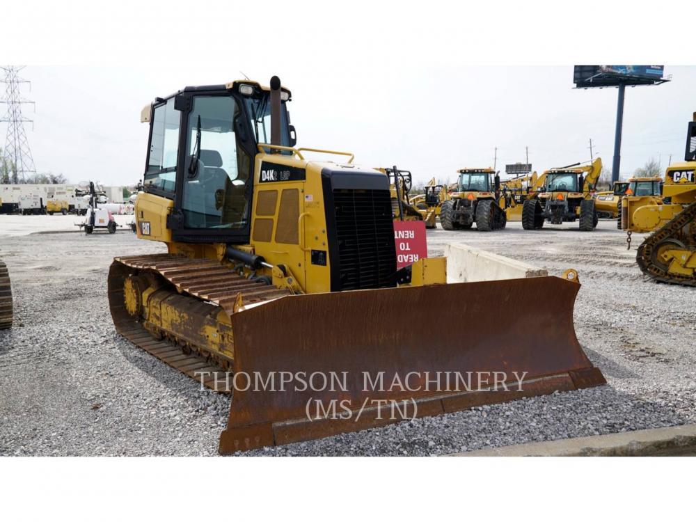 Detail photo of 2012 Caterpillar D4K LGP from Construction Equipment Guide
