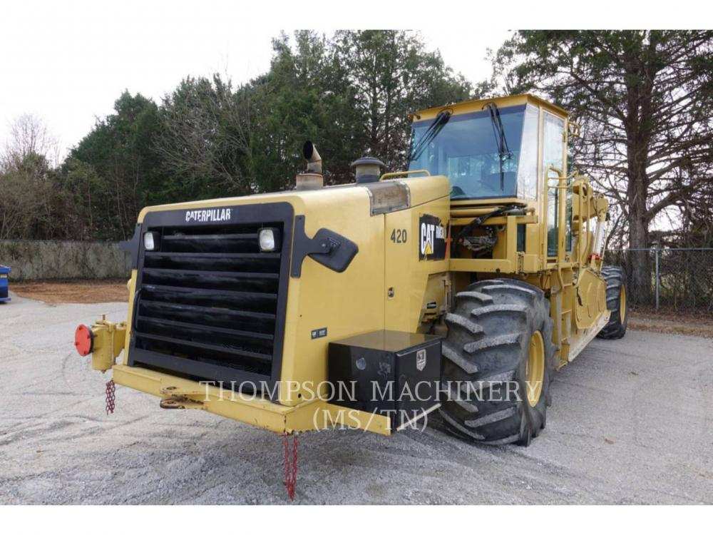 Detail photo of 2009 Caterpillar RM300 from Construction Equipment Guide