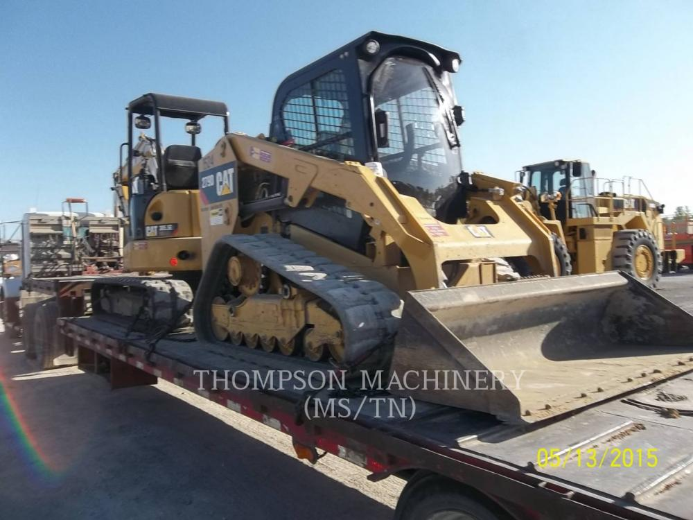 Detail photo of 2014 Caterpillar 272D from Construction Equipment Guide