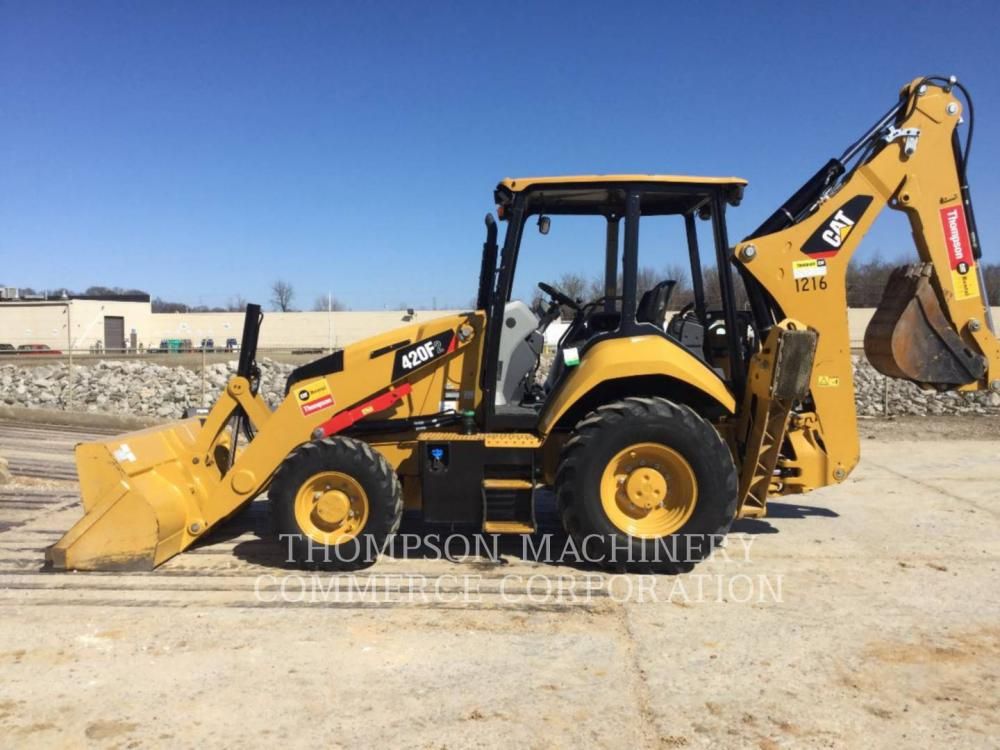 Detail photo of 2016 Caterpillar 420F2 from Construction Equipment Guide