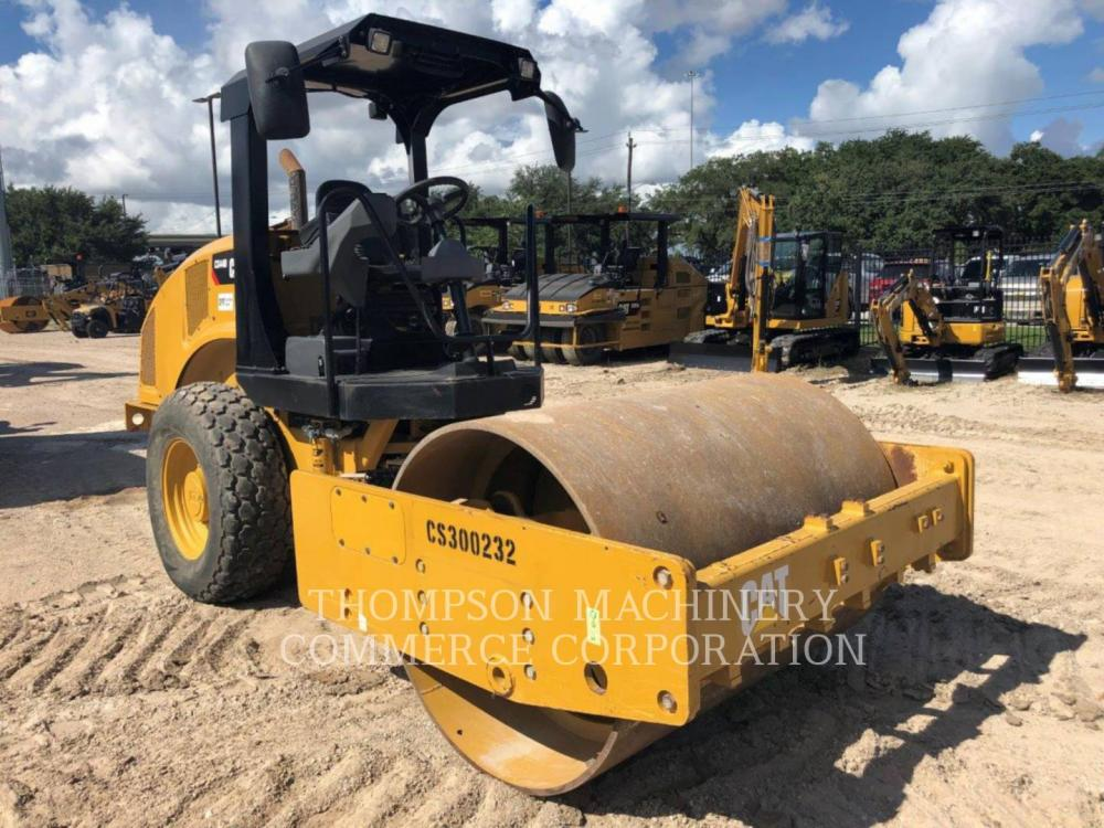 Detail photo of 2016 Caterpillar CS44 from Construction Equipment Guide