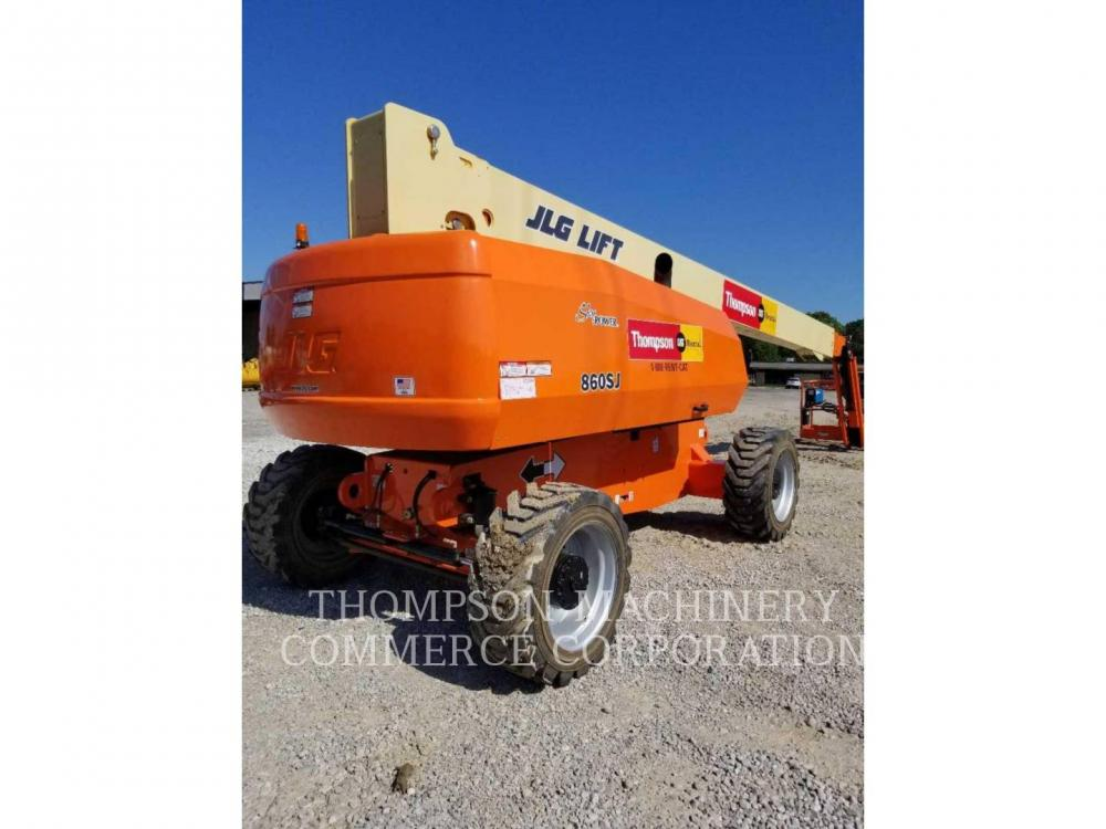 Detail photo of 2017 JLG 860SJ from Construction Equipment Guide