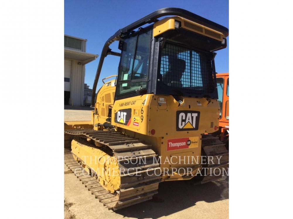 Detail photo of 2016 Caterpillar D3K2 LGP from Construction Equipment Guide