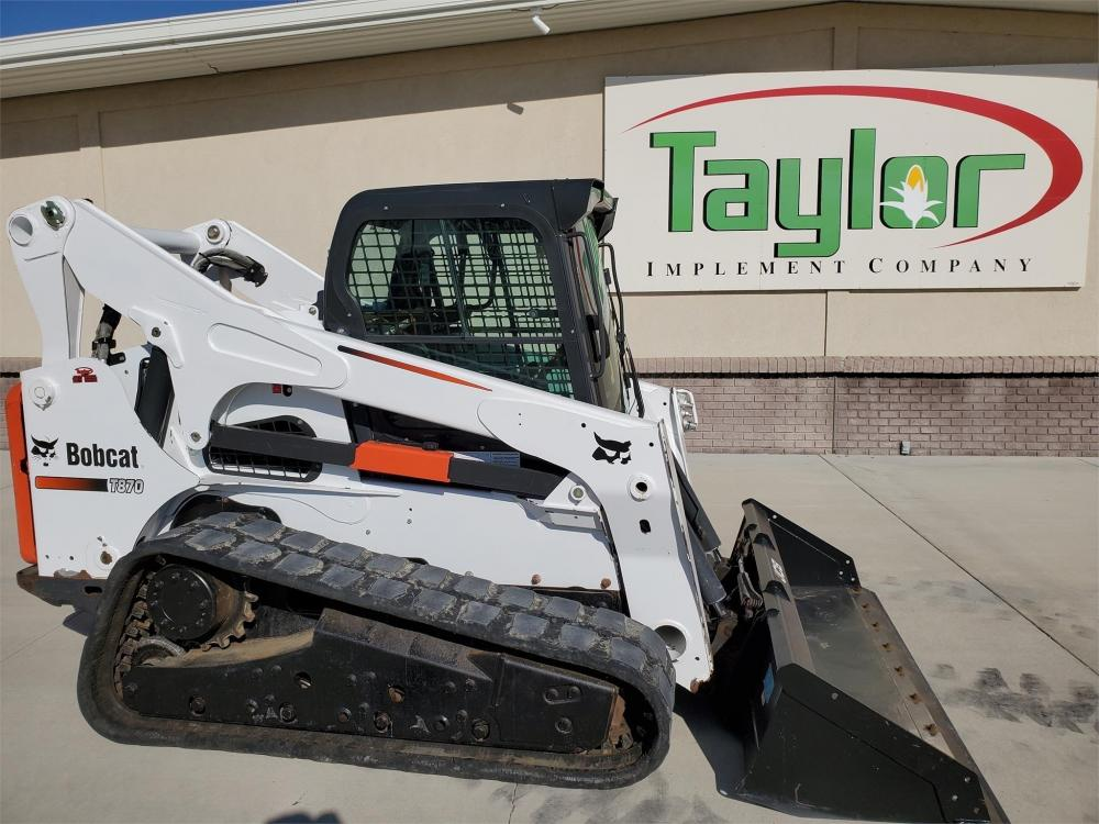 Detail photo of 2013 Bobcat T870 from Construction Equipment Guide