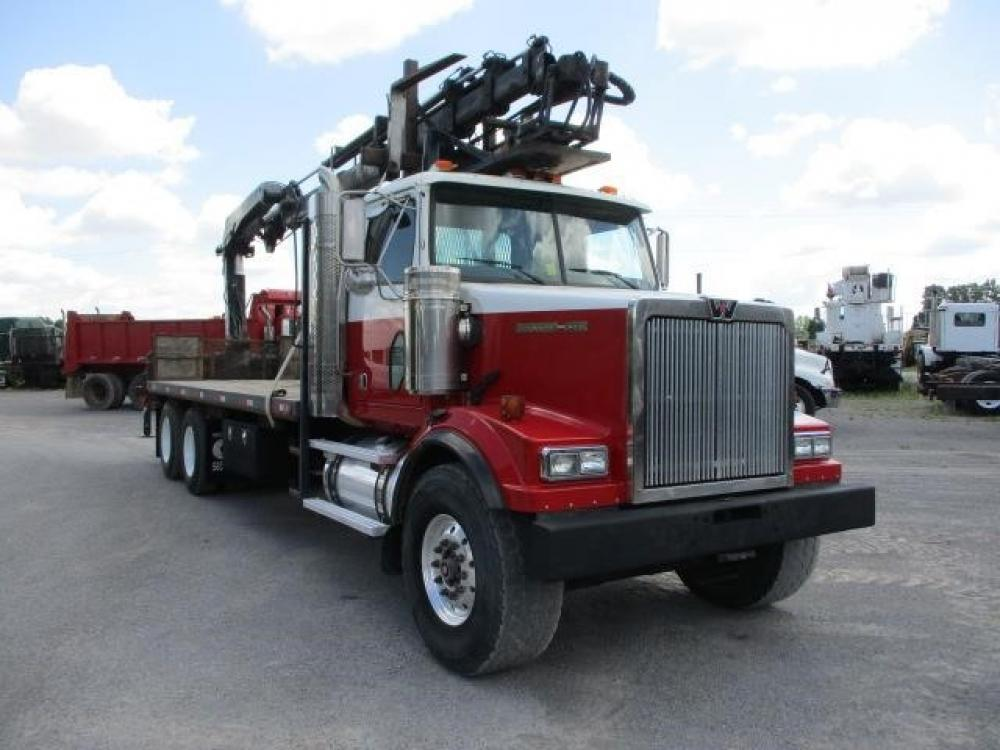 Detail photo of 2007 Western Star 4900FA from Construction Equipment Guide