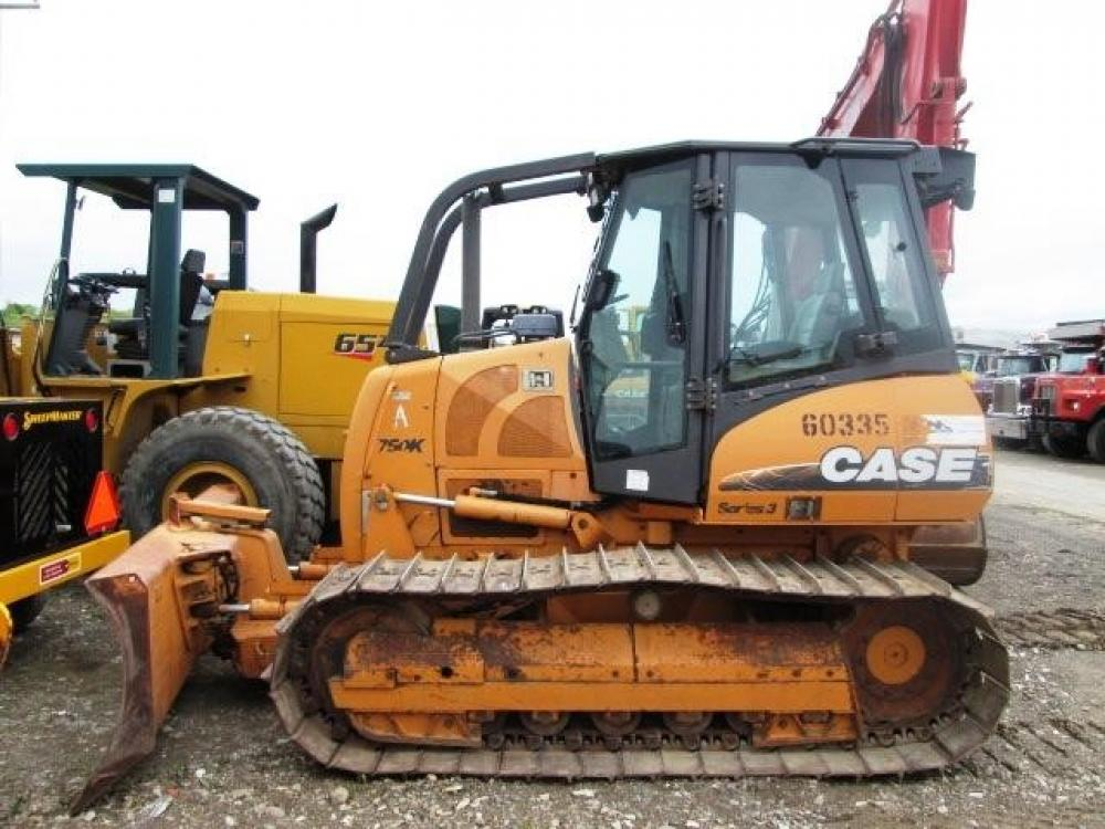 Detail photo of 2007 Case 750K WT from Construction Equipment Guide