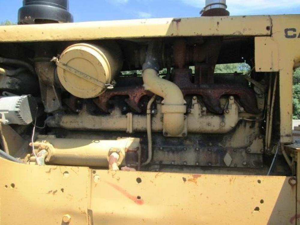 Detail photo of 1970 Caterpillar D8H from Construction Equipment Guide