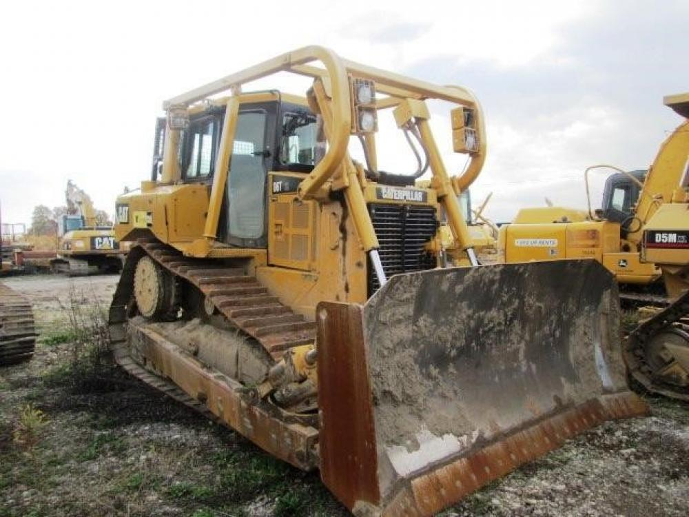 Detail photo of 2008 Caterpillar D6T XL from Construction Equipment Guide