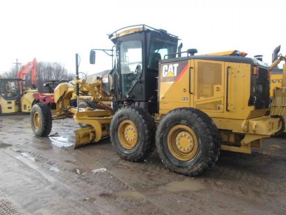 Detail photo of 2011 Caterpillar 12M VHP from Construction Equipment Guide