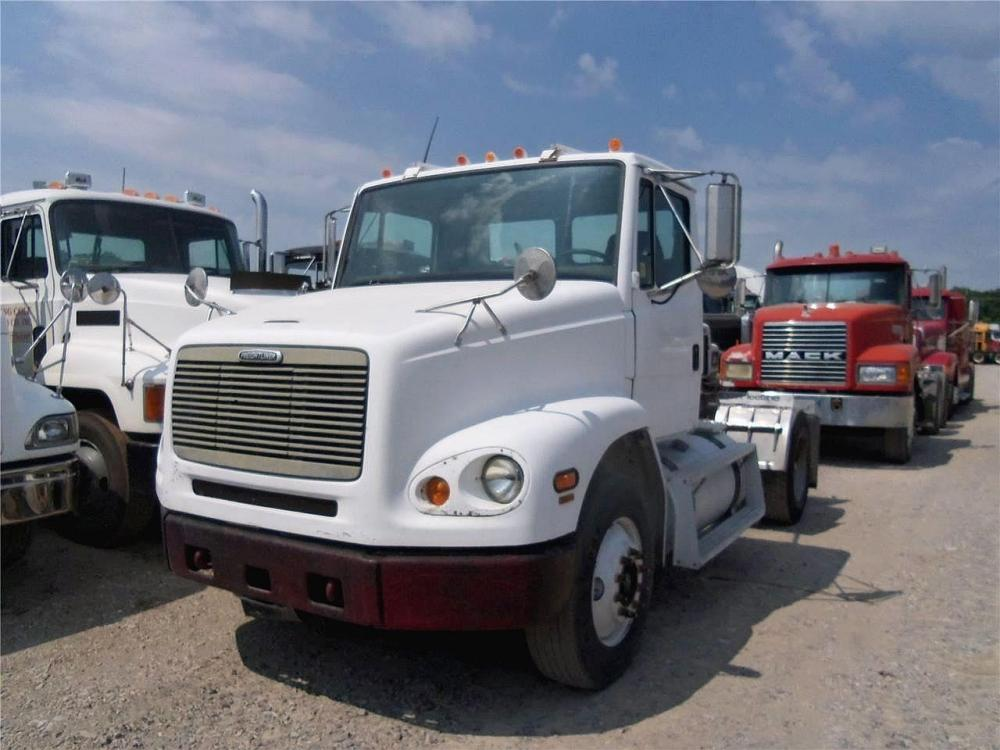 Detail photo of 1999 FREIGHTLINER FL112 from Construction Equipment Guide
