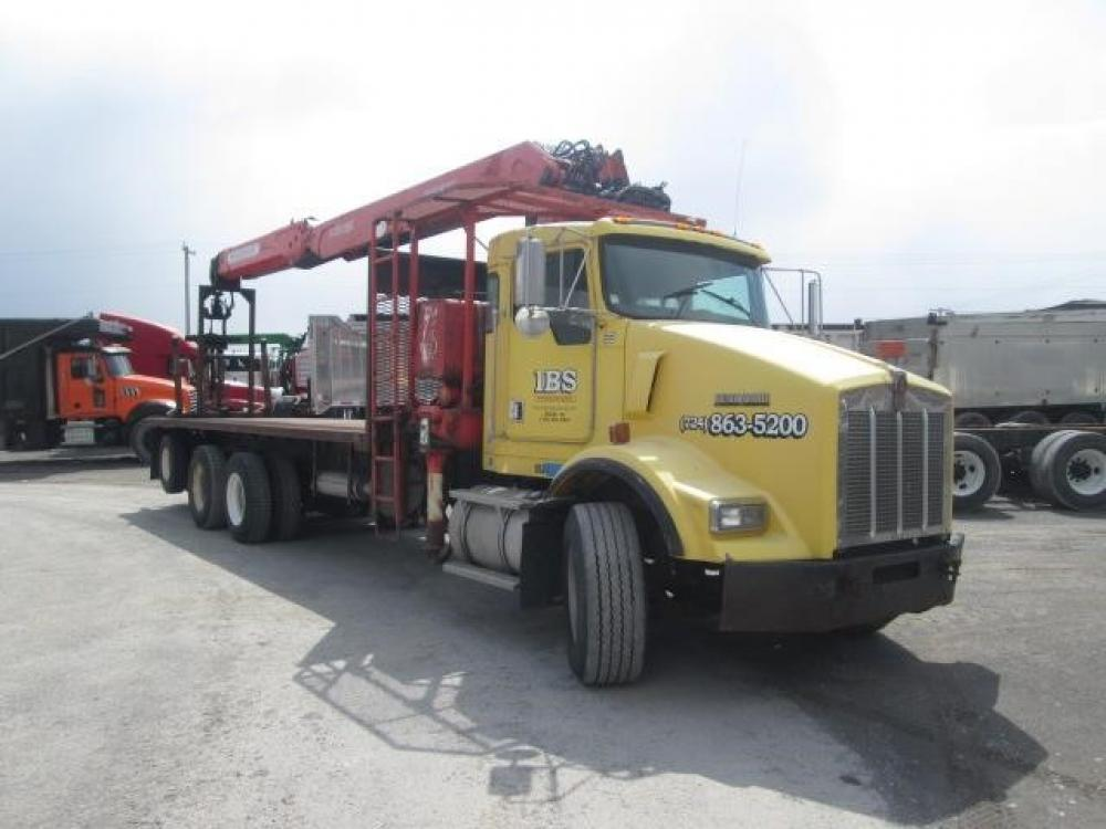 Detail photo of 2002 Fassi F330SE from Construction Equipment Guide