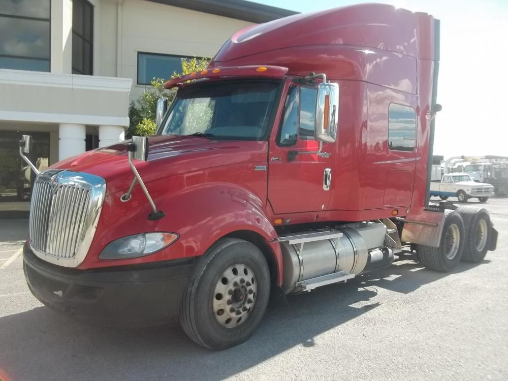 Detail photo of 2014 International PROSTAR from Construction Equipment Guide