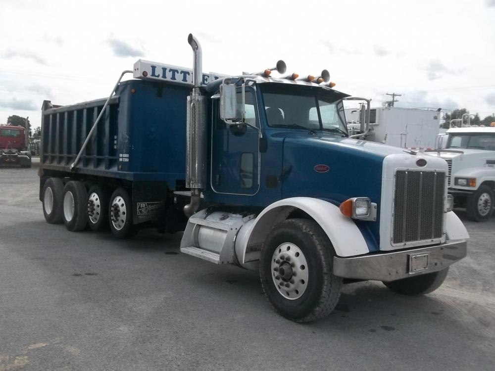 Detail photo of 2005 Peterbilt 357 from Construction Equipment Guide