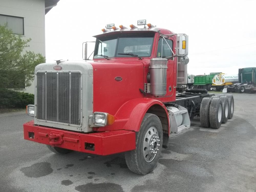 Detail photo of 2003 Peterbilt 378 from Construction Equipment Guide