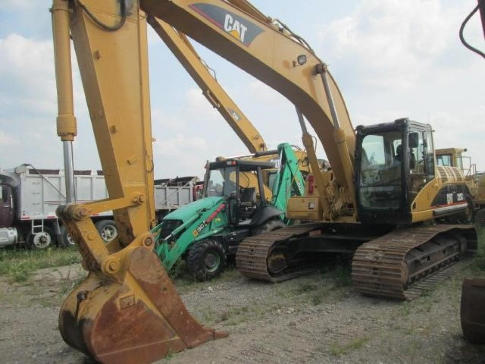 Detail photo of 2006 Caterpillar 325CL from Construction Equipment Guide
