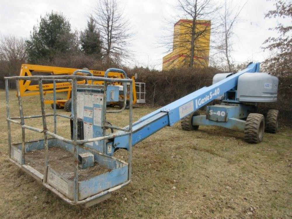 Detail photo of 1999 Genie S-40 from Construction Equipment Guide