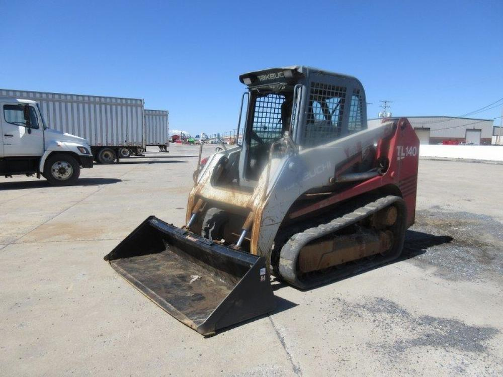 Detail photo of 2006 Takeuchi TL140 from Construction Equipment Guide