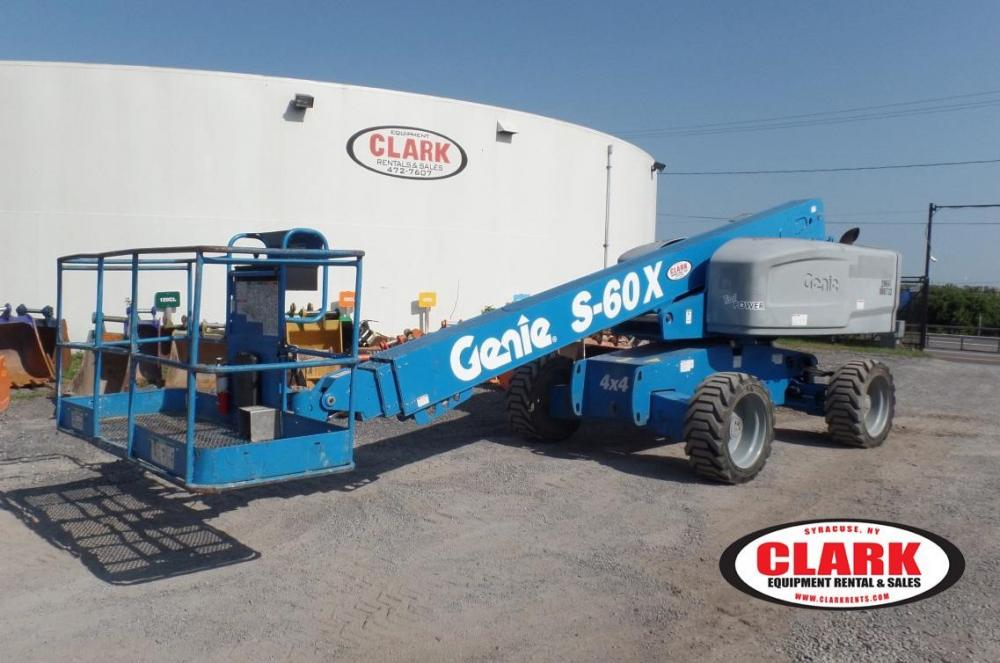 Detail photo of 2014 Genie S-60X from Construction Equipment Guide