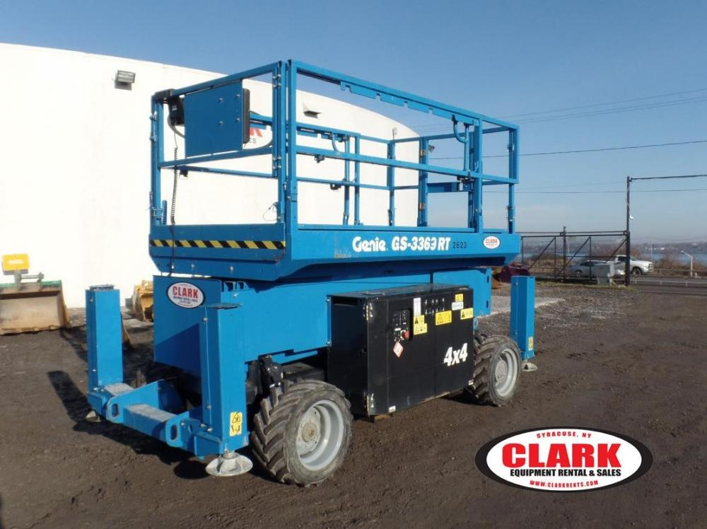 Detail photo of 2014 Genie GS-3369 RT from Construction Equipment Guide