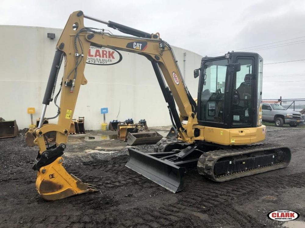 Detail photo of 2019 Caterpillar 305E2 CR from Construction Equipment Guide