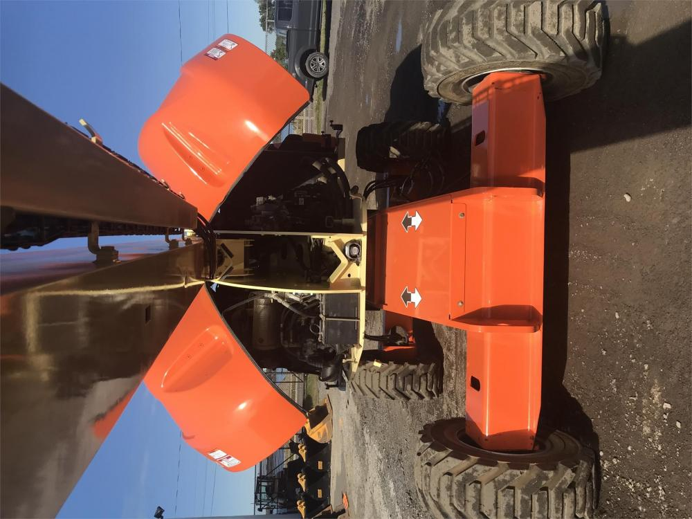 Detail photo of 2008 JLG 460SJ from Construction Equipment Guide