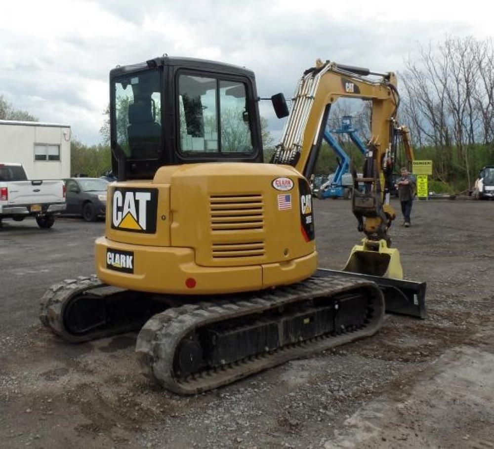 Detail photo of 2012 Caterpillar 305E2 CR from Construction Equipment Guide