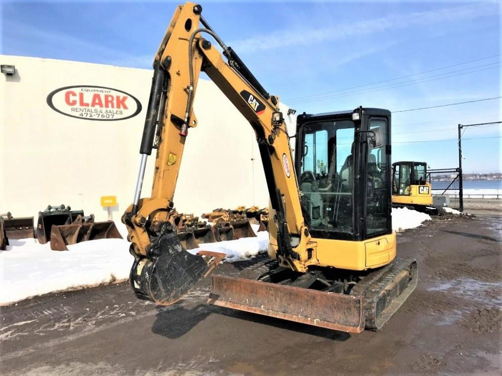 Detail photo of 2017 Caterpillar 303.5 from Construction Equipment Guide