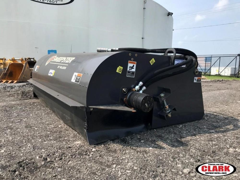 Detail photo of 2018 Sweepster 72IN. PICK-UP BROOM from Construction Equipment Guide