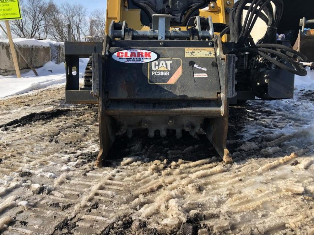 Detail photo of 2018 Caterpillar PC306B from Construction Equipment Guide