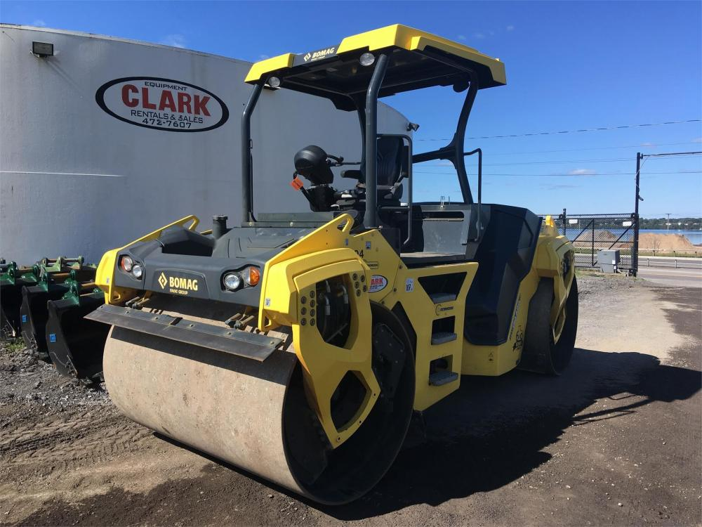 Detail photo of 2017 Bomag BW 190 ADO-5 from Construction Equipment Guide