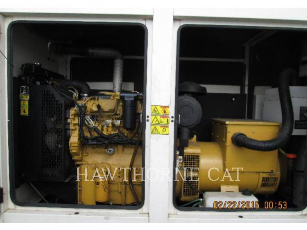 Detail photo of 2007 Caterpillar XQ60 from Construction Equipment Guide